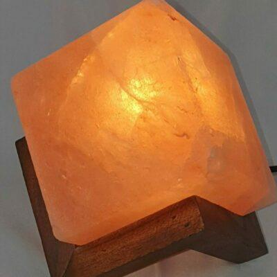 lampe sel rose