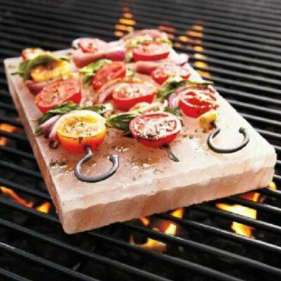 Plaque Cuisson Barbecue Pierre de Sel Himalaya
