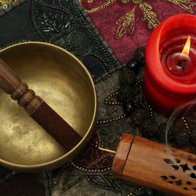 Photo - VitalShop Matériel massage Encens Satya Nag Champa