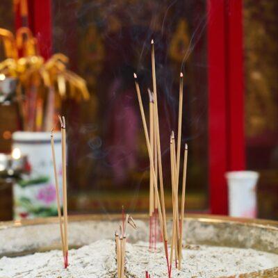 Photo - VitalShop Matériel massage encens satya musk 12 boites