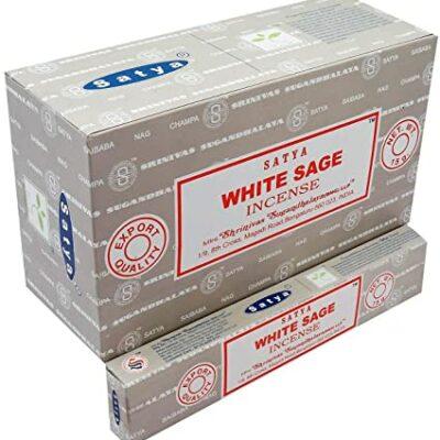 encens sauge blanche 12 boites